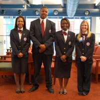 2012-2013 HOSA State Officers